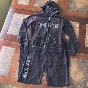 ❗️LAST CALL❗️ BCBG Max Azria track suit